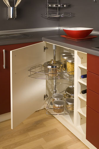 circular kitchen cabinet storage shelves